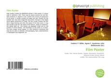Bookcover of Film Poster