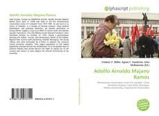 Capa do livro de Adolfo Arnaldo Majano Ramos