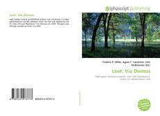 Couverture de Lost: Via Domus