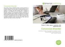Couverture de Conversion Disorder