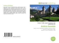 Bookcover of Andrea Dandolo