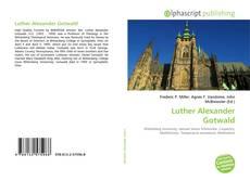 Copertina di Luther Alexander Gotwald