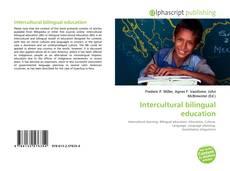 Bookcover of Intercultural bilingual education