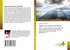 Portada del libro de Signs from God to the World