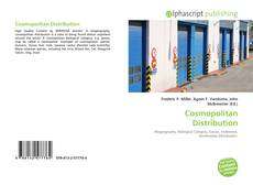Capa do livro de Cosmopolitan Distribution