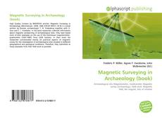 Magnetic Surveying in Archaeology (book)的封面
