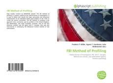 Copertina di FBI Method of Profiling