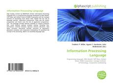 Bookcover of Information Processing Language