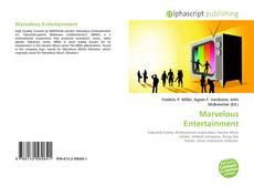 Обложка Marvelous Entertainment