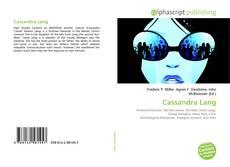 Capa do livro de Cassandra Lang