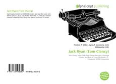 Bookcover of Jack Ryan (Tom Clancy)