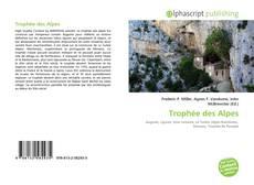 Bookcover of Trophée des Alpes