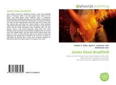 Buchcover von James Dean Bradfield