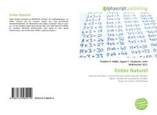 Bookcover of Entier Naturel
