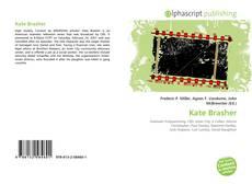 Bookcover of Kate Brasher