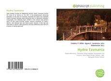 Bookcover of Hydro Tasmania