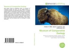 Borítókép a  Museum of Comparative Zoology - hoz
