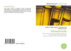 Bookcover of Ethoxzolamide