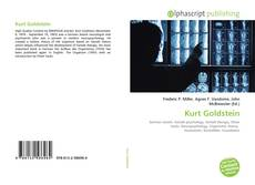 Buchcover von Kurt Goldstein