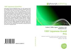 Capa do livro de 1997 Japanese Grand Prix