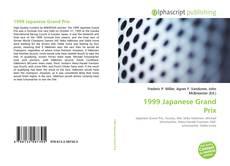 Borítókép a  1999 Japanese Grand Prix - hoz