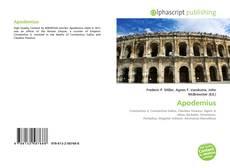 Buchcover von Apodemius