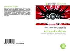 Bookcover of Ambassador Magma
