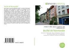 Bookcover of Duché de Normandie