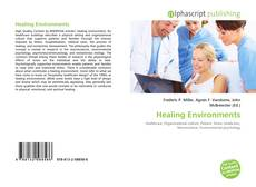 Bookcover of Healing Environments
