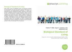 Bookcover of Biological Standard of Living