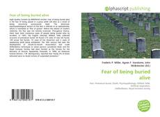 Couverture de Fear of being buried alive