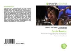 Capa do livro de Daniel Powter