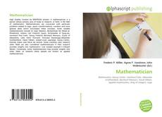 Bookcover of Mathematician