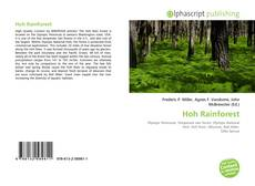 Обложка Hoh Rainforest