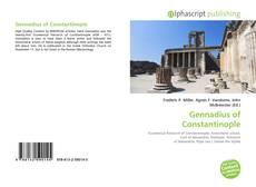 Обложка Gennadius of Constantinople