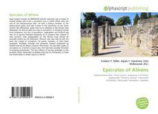 Copertina di Epicrates of Athens
