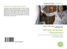 Infirmier de Secteur Psychiatrique kitap kapağı