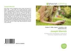 Portada del libro de Joseph Merrick