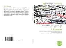 Bookcover of D. P. Moran