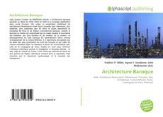 Portada del libro de Architecture Baroque