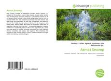 Bookcover of Asmat Swamp