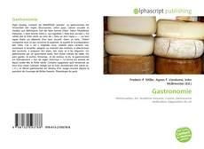 Buchcover von Gastronomie