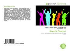Copertina di Benefit Concert