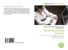 Recueil de Données Infirmier kitap kapağı