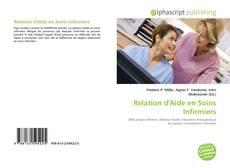 Обложка Relation d'Aide en Soins Infirmiers