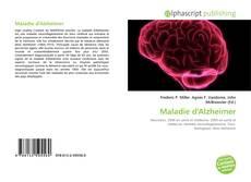 Buchcover von Maladie d'Alzheimer