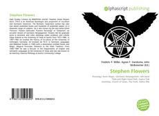 Borítókép a  Stephen Flowers - hoz