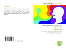Bookcover of Olfaction