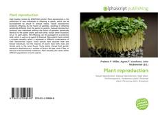 Bookcover of Plant reproduction