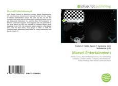 Обложка Marvel Entertainment